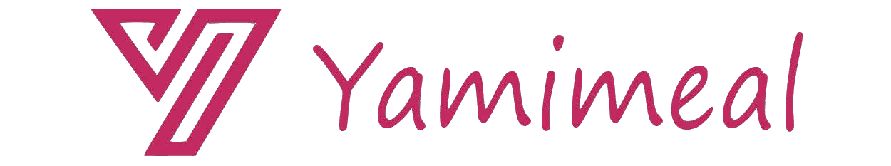 Yamimeal Logo - Red